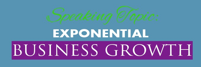 Business Growth Speaker