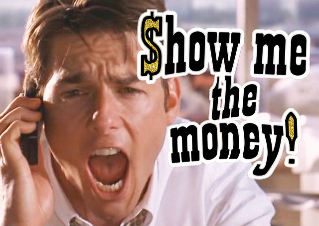 Watchlists featuring show me the money season 2