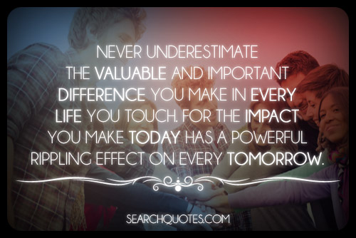 motivational moments you were born to make an impact