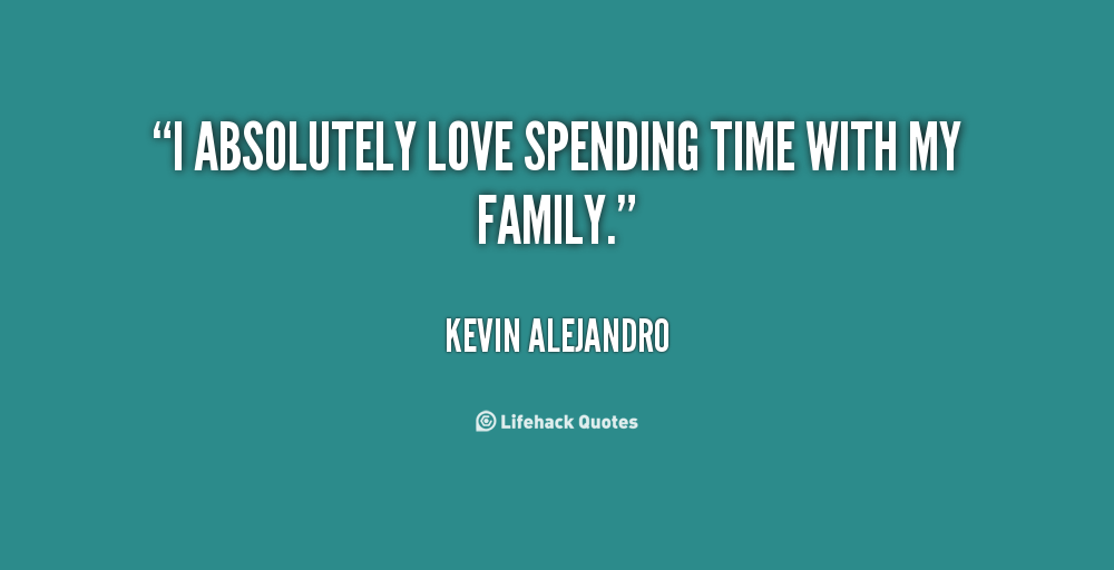 Love Spending Time Together Quotes. QuotesGram