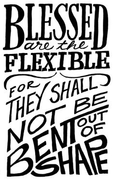 blessed-flexible-bent-shape