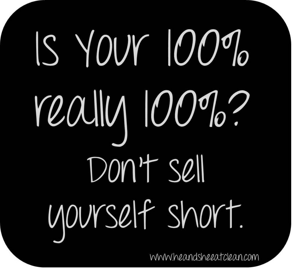 dont sell yourself short motivation he and she