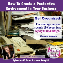 Album Barbara Hemphill Business Coaching How To Create A Productive Environment in Your Business