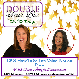 Album Business Coach Leslie Hassler How To Sell on Value Not on Price