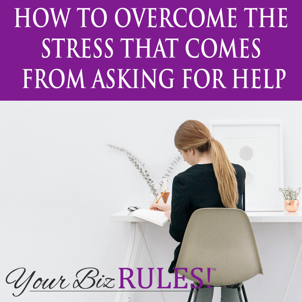 asking for help in your small business
