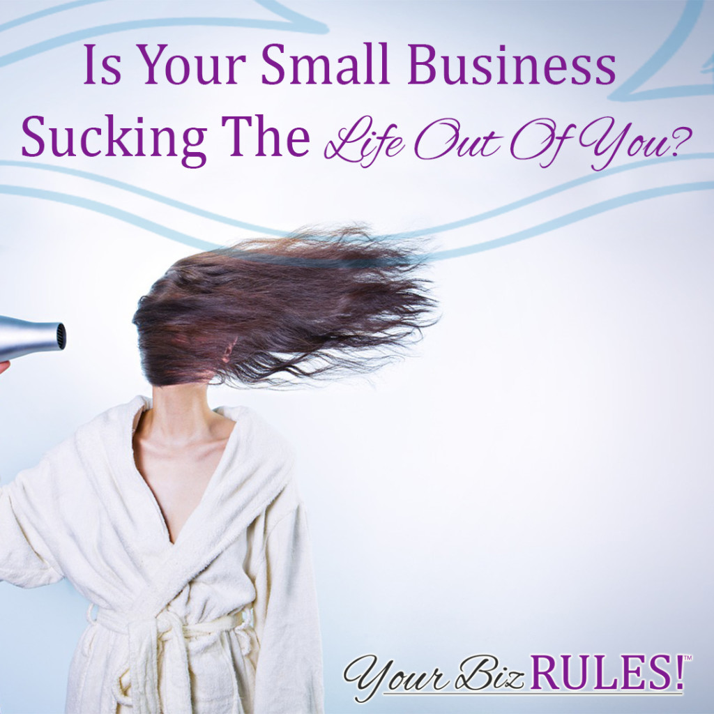 overwhelmed by your small business?