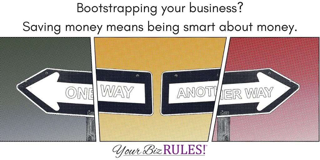 bootstrapping your business?