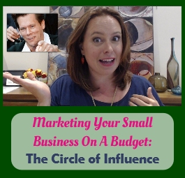 album Marketing Your Small Business On A Budget business coaching circle of influence