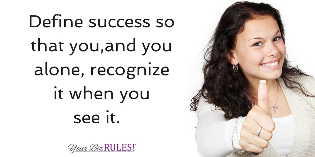 """success defined for the """"imposter"""""""