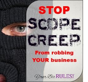 Smalll Business Coach Stop Scope Creep in Your Business Dallas Texasalbum