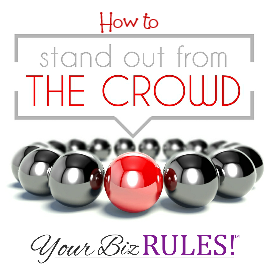 dallas small business coach stand out from the crowd album