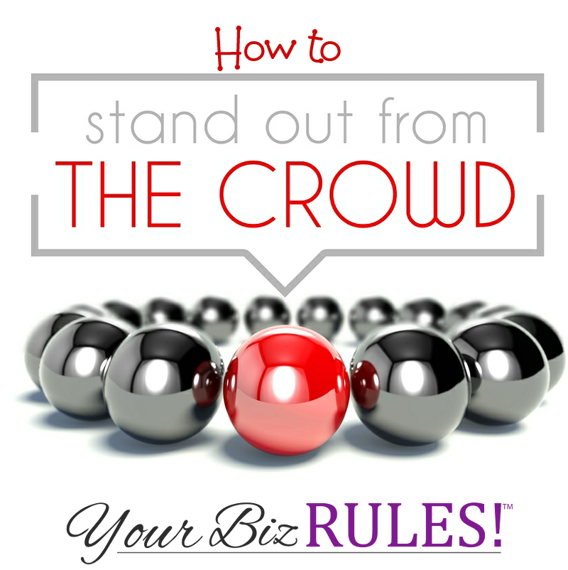 dallas small business coach stand out from the crowd
