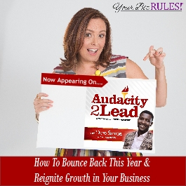 a Dallas Small Business Coach appears on the Audacity 2 lead Podcast with Dayo Samuel