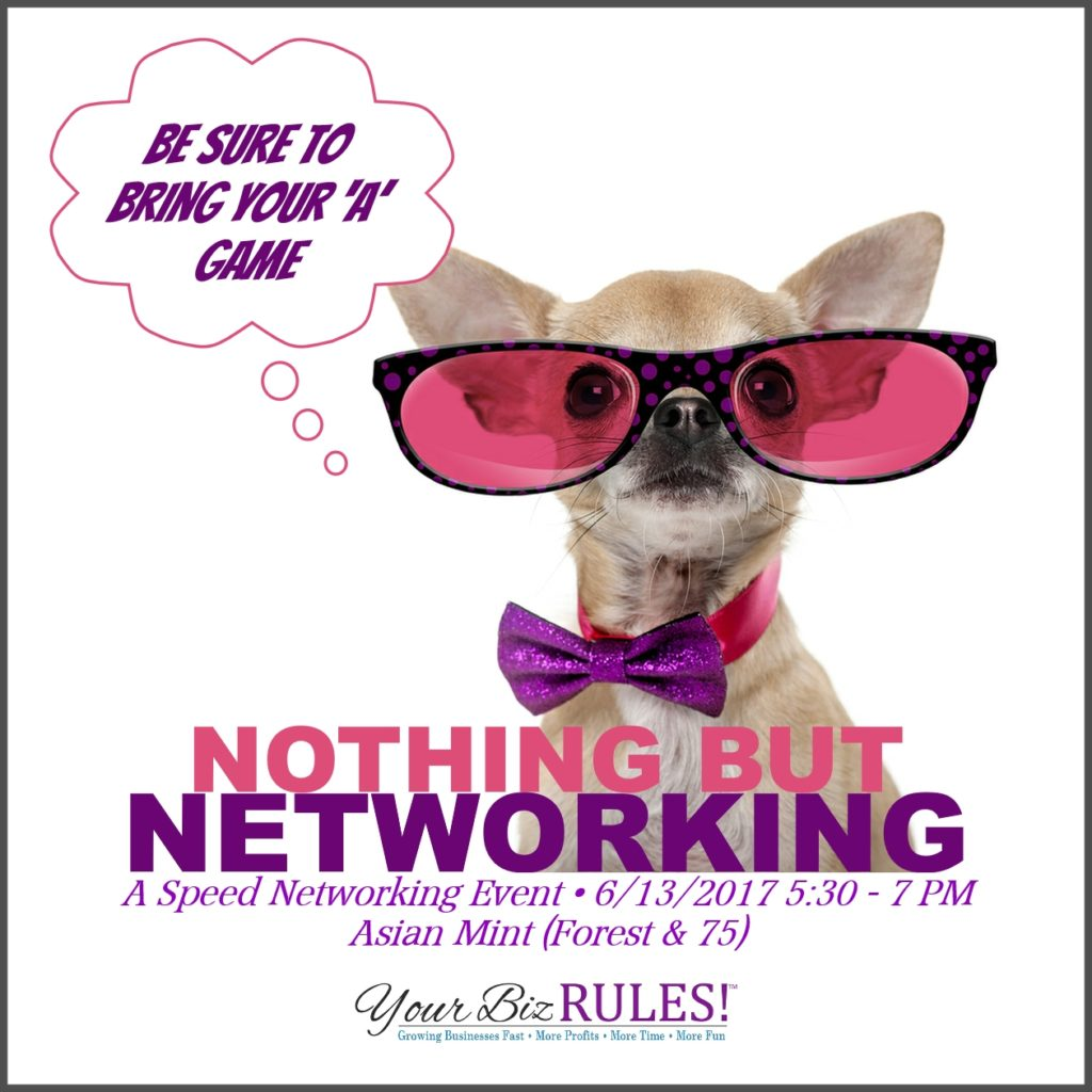 Nothing But Networking June