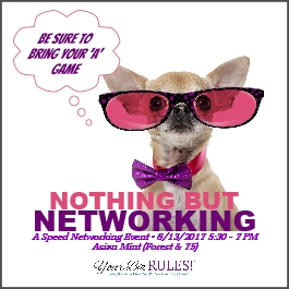 Speed networking rules