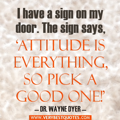 New Attitude Quotes And Sayings: Motivational Moments: What's The Difference Between A Good